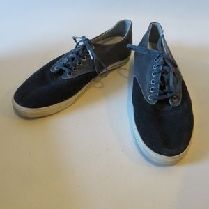 SEAVEES NAVY PANTONE LACE UP TENNIS SNEAKERS SZ 11